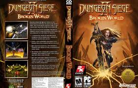 dungeon siege 2 broken dungeon siege ii broken free free pc