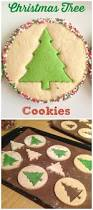 Rice Krispie Christmas Trees White Chocolate by Check Out Christmas Tree Cookies It U0027s So Easy To Make