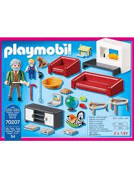 playmobil konstruktionsspielzeug gemütliches wohnzimmer