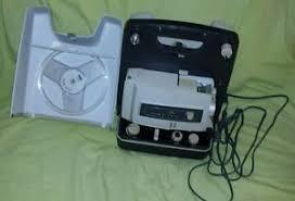 vintage elmo fp a 8mm projector with original box ebay