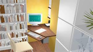 homeoffice küche schlafzimmer oder wohnzimmer wohnung