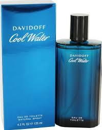 davidoff cool water mens eau de toilette cool water by davidoff 4 2 oz 125 ml edt cologne spray for