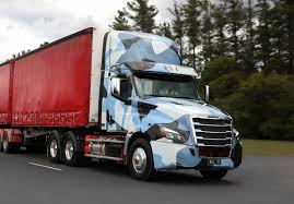 100 Cascadia Trucks Freightliner First Drive Review Heavy Vehicles