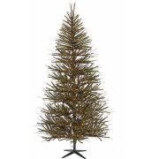 Unlit Artificial Christmas Trees Walmart by National Tree Unlit 5 U0027 Hickory Cedar Artificial Christmas Tree