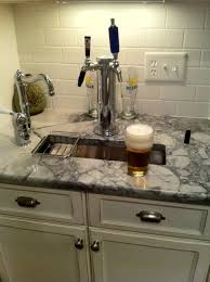 Perlick Beer Tap Tower by Brew On Draft In The Kitchen I Think We Need One Of These In The