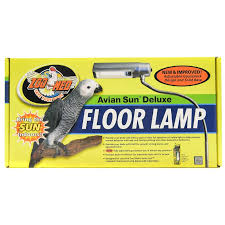 zoo med avian zoo med avian sun deluxe floor l bird lighting