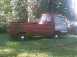 1967 Dodge A100 Pickup Truck Project 318 V8 For Sale In Arlington, WA