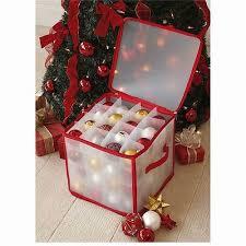 Christmas Tree Amazon Uk by Christmas Tree 64 Bauble Decorations Storage Box Brand New By Tjm