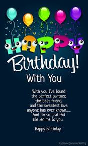 Best 25 Birthday quotes for him ideas on Pinterest