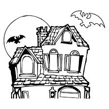 Haunted House Drawings