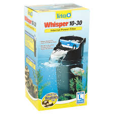Star Wars Aquarium Decorations by Tetra Whisper 10 30 Internal Power Filter For Aquariums