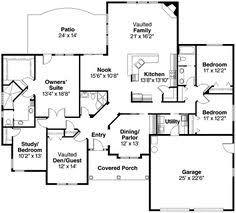Craftsman Style Floor Plans by Craftsman European House Plan 82162 Homes Pinterest