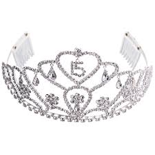 Quinceanera Tiaras And Scepters