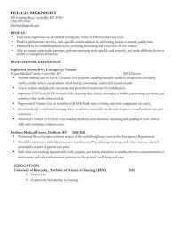 Free Rn Resume Template Lovely Bsn Examples Best Nurse