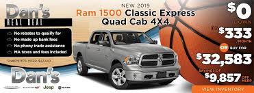 100 Dodge Truck Leases Lease Specials Dans Jeep Chrysler