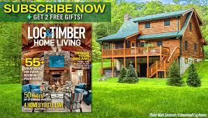 Get A Home Plan Log Home Living Magazine