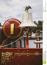 100 Fire Truck Bell Antique Truck Royalty Free Stock Photography Image