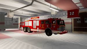 100 Gta Iv Fire Truck Mods Los Santos Department MTL Ladder Vehicle Textures