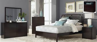 Hudson 6 Piece Bedroom Set in Espresso Finish by Coaster