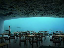 100 Architectural Masterpiece Europes First Underwater Restaurant Is Also An