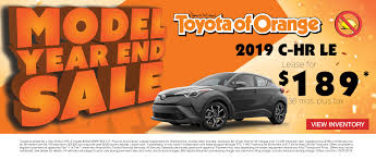 Toyota Of Orange: Your Trusted Toyota Dealers In Orange County, CA