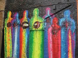 Deep Ellum Dallas Murals by 15 Deep Ellum 42 Murals 42 Real Estate S Scott Rohrman Has