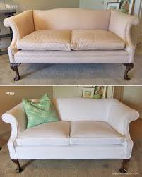 Bed Bath Beyond Couch Covers by Decorations Comfort White Loveseat Slipcover