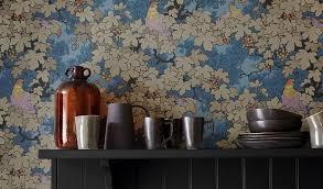 hausdoktor welche tapete passt in die küche schöner wohnen