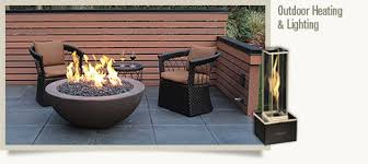 Outdoor Heating & Lighting