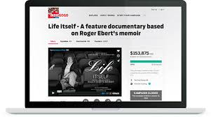 In Addition To Raising Funds The LIFE ITSELF Campaign Was About Building Audience And Community Around Film Steve James HOOP DREAMS Premiered At
