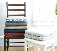 Washable Dining Chair Cushions Room Pillows Blue And White Pads Chairs Latest
