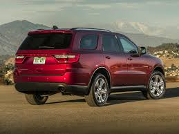 2015 Dodge Durango Captains Chairs by New 2017 Dodge Durango Price Photos Reviews Safety Ratings