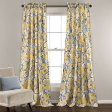 Animal Print Curtains & Drapes For Less