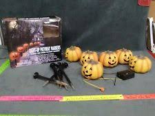 Halloween Pathway Lights Stakes by Corded Electric Halloween Pathway Markers Ebay
