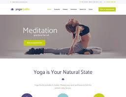 20 Best Yoga WordPress Themes 2018