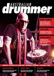 Smashing Pumpkins Drummer Mike Byrne by Australian Drummer Issue 2 By Australis Issuu