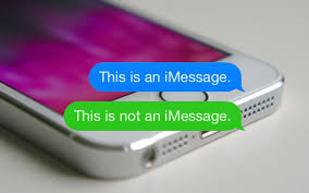Apple exec gives a pretty good reason for not bringing iMessage to