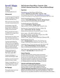 Finance Resume Examples Lovely Cover Letter Of