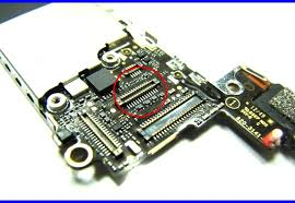 iPhone 5 5g LCD FPC Connector Replacement