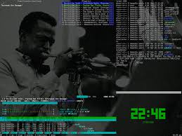 Good Looking Tiling Window Manager by Fbterm Birth Of The Cool For The Console Motho Ke Motho Ka Botho