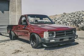 100 Toyota Drift Truck 1988 _Pickup Single_Cab Modified Slammed Stance TRUCKS
