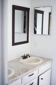 Bath Resurfacing Kits Diy by Modern Diy Bathroom Vanity Ideas And Reveal