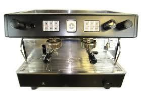 Brasilia Portofino Espresso Cappuccino Commercial Machine 2 Group Refurbished