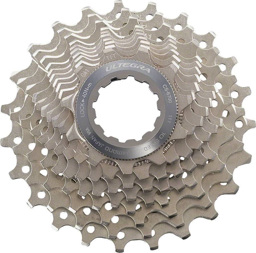 Shimano Ultegra Bicycle Cassette - 10 Speed