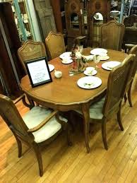 French Provincial Dining Table Set Room Furniture