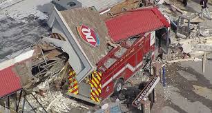 Firetruck Plows Through A Dairy Queen In North Texas   KXAN.com Fire Truck Park Houston New Moms 36 Best Interactive Play Spaces Outdoor Playgrounds And Ponderosa Department Texas Group Put Spark Back In Chronicle Stanaker Neighborhood Library 2016 Srp Bellaire Town Square Dallas Fort Worth Area Equipment News Fund Southside Place Tx Official Website A Few Pictures Of Flooding Houstonflood Few Pictures 345 Trucks Images On Pinterest Truck Event Chicken Food Thrdown At Midtown