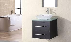 enjoyable floating bathroom vanity set ideas top and white