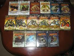 Mtg Sliver Deck Box by Favorite Precon Theme Decks Magic General Magic Fundamentals