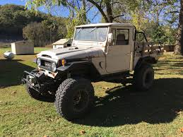 Trade - Trade My Built Fj45 For Fj Cruiser | IH8MUD Forum