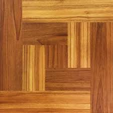 tiles trafficmaster brown wood parquet 12 in x 12 in peel and